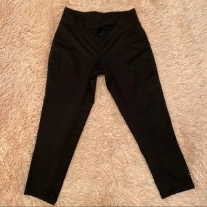 Jockey Crop Leggings